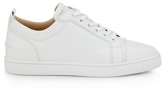 Christian Louboutin Louis Leather Sneakers