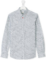 Paul Smith teen ant print Nael shirt - kids - Cotton - 14 yrs