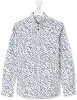 Paul Smith teen ant print Nael shirt - kids - Cotton - 16 yrs