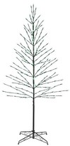 Philips 6ft Pre-Lit LED Artificial Christmas Tree Birch - Green Lights