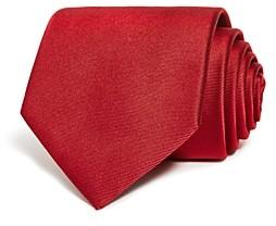 Giorgio Armani Solid Silk Classic Tie