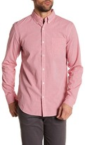 Lucky Brand White Label Trim Fit Shirt