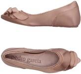 Pedro Garcia Ballet flats