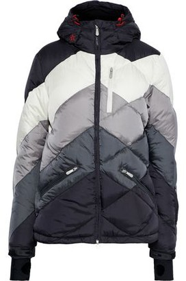 Perfect Moment Super Day 2 Quilted Down Hooded Jacket