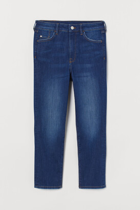 H&M Skinny High Cropped Jeans