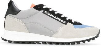 DSQUARED2 New Runner Hiking low-top trainers