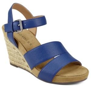 Aerosoles Women's Plainfield Wedge Sandal Women's Shoes