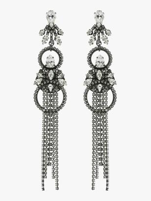 Erickson Beamon China Club Earrings