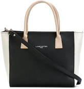 Lancaster small block panel tote - women - Leather - One Size