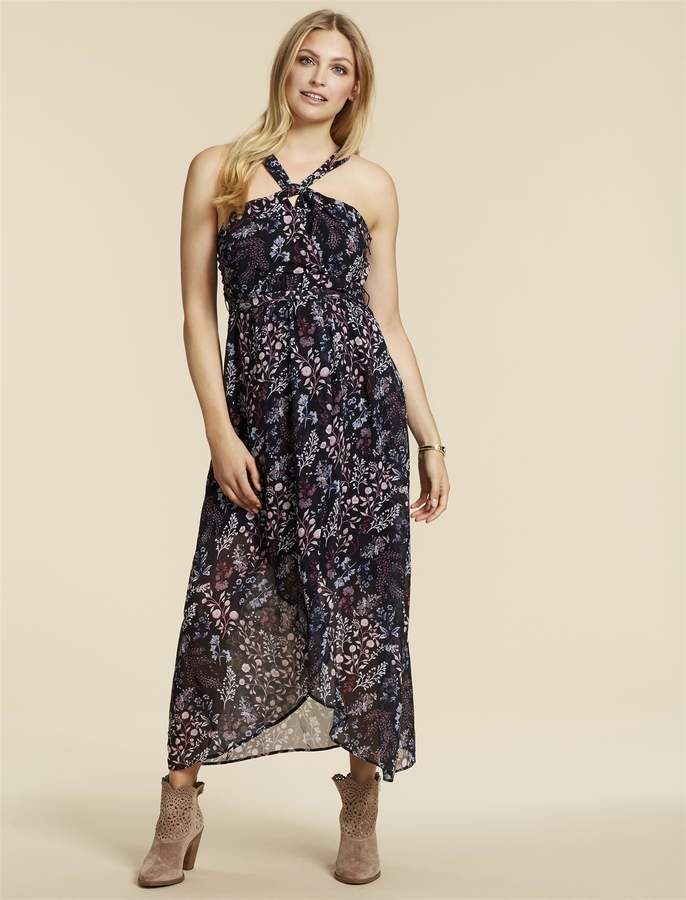 005628848325c Maternity Maxi Dress - ShopStyle