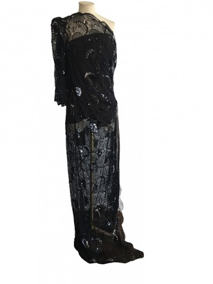 Marc Jacobs Black Lace Dress for Women