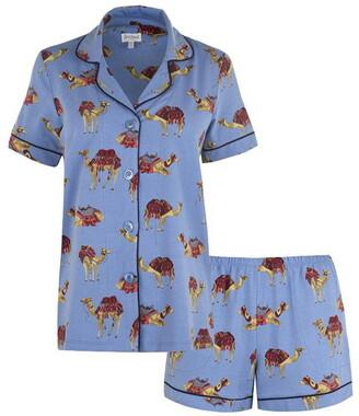 BedHead Caravan Short Sleeve Pyjama Set