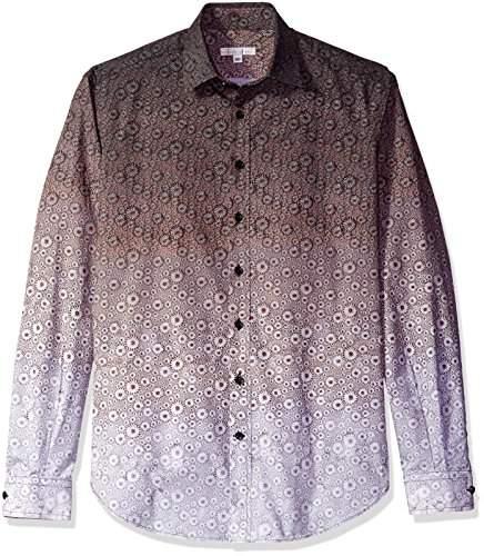 Carlos Campos Men's Ombre Shirt