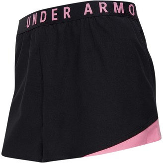 Under Armour Womens Play Up 3.0 Shorts Black