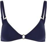 Melissa Odabash Montenegro Navy Bikini Top