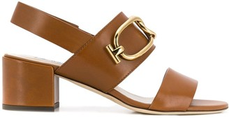 Tod's open toe sandals