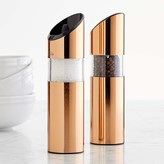 Williams-Sonoma Williams Sonoma Graviti Salt and Pepper Set, Copper