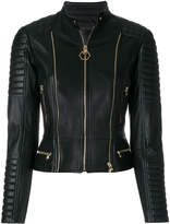 Philipp Plein High Line biker jacket