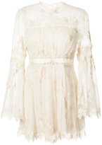 Zimmermann Tropical Antique playsuit - women - Silk/Polyester - 1