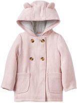 Carter's Girls 4-6x Lurex Wool Coat