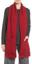 Eileen Fisher Women's Merino Links Wrap