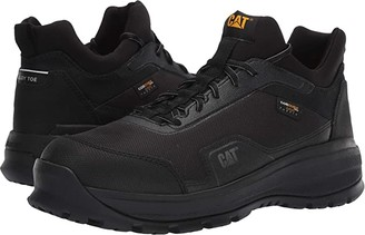 Caterpillar Engage Alloy (Black) Men's Lace up casual Shoes