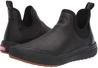Vans UltraRange 3D Chelsea Mid MTE ((MTE) Suede/Dark Brown) Shoes