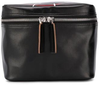 Plan C Hand Drawing Detail Make Up Bag
