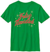 Fifth Sun Kelly Green 'Feliz Navidad' Tee - Boys