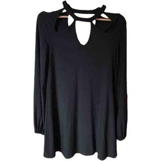 Norma Kamali Black Dress for Women