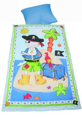 Roba 2591 V67 Pirate Children's Bed Linen for Boys