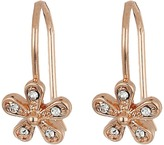 Lauren Ralph Lauren Small Flower Drop Earrings
