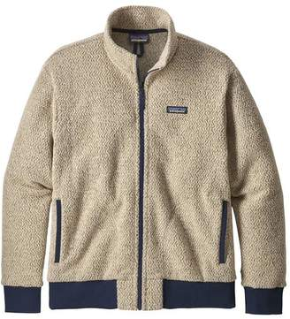 Patagonia Woolyester Fleece Jacket Oatmeal - S
