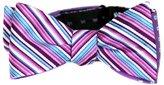 Buy Your Ties FBTZ-R-72 - Mens Aficionado 2 Sided Self Tie Bow Tie