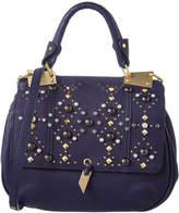 Foley + Corinna Stargazer Dione Leather Saddle Bag