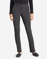 Eddie Bauer Women's Travel Pants - Curvy