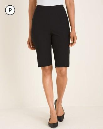 So Slimming Petite Brigitte Slim Shorts- 11.75 Inch Inseam