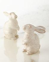 Juliska Easter Bunny Salt & Pepper Shakers