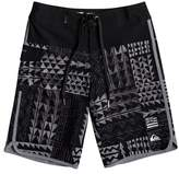 Quiksilver Hawaii Scallop Board Shorts