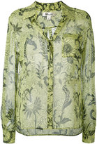 Diane von Furstenberg Carter Two blouse - women - Silk - 6