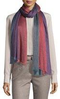 Loro Piana Aylit® Brina Cashmere Stole, Multicolor