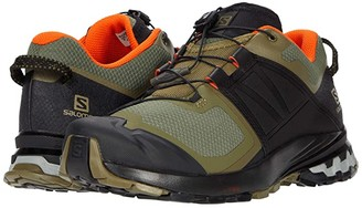 Salomon XA Wild (Black/Black/Black) Men's Shoes