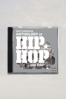 Urban Outfitters Various Artists - Smithsonian Anthology Of Hip-Hop And Rap 9XCD Box Set