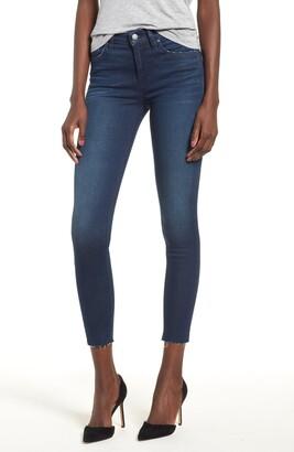 Hudson Nico Ankle Super Skinny Jeans