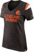 Nike Women's Cleveland Browns Fan T-Shirt