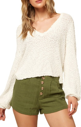 O'Neill Shores Solid Pullover Sweater