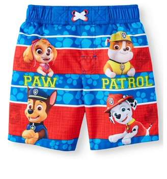 Trunks Paw Patrol Baby Toddler Boy Swim