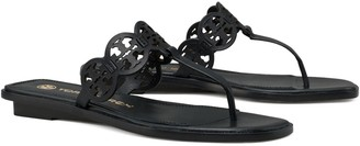 Tory Burch Tiny Miller Thong Sandal, Leather