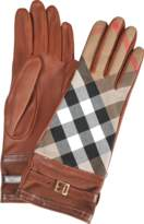 Burberry Nicole Bridle Gloves