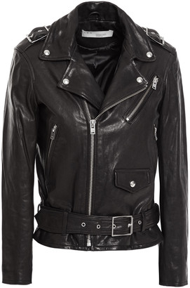 IRO Anoh Leather Biker Jacket